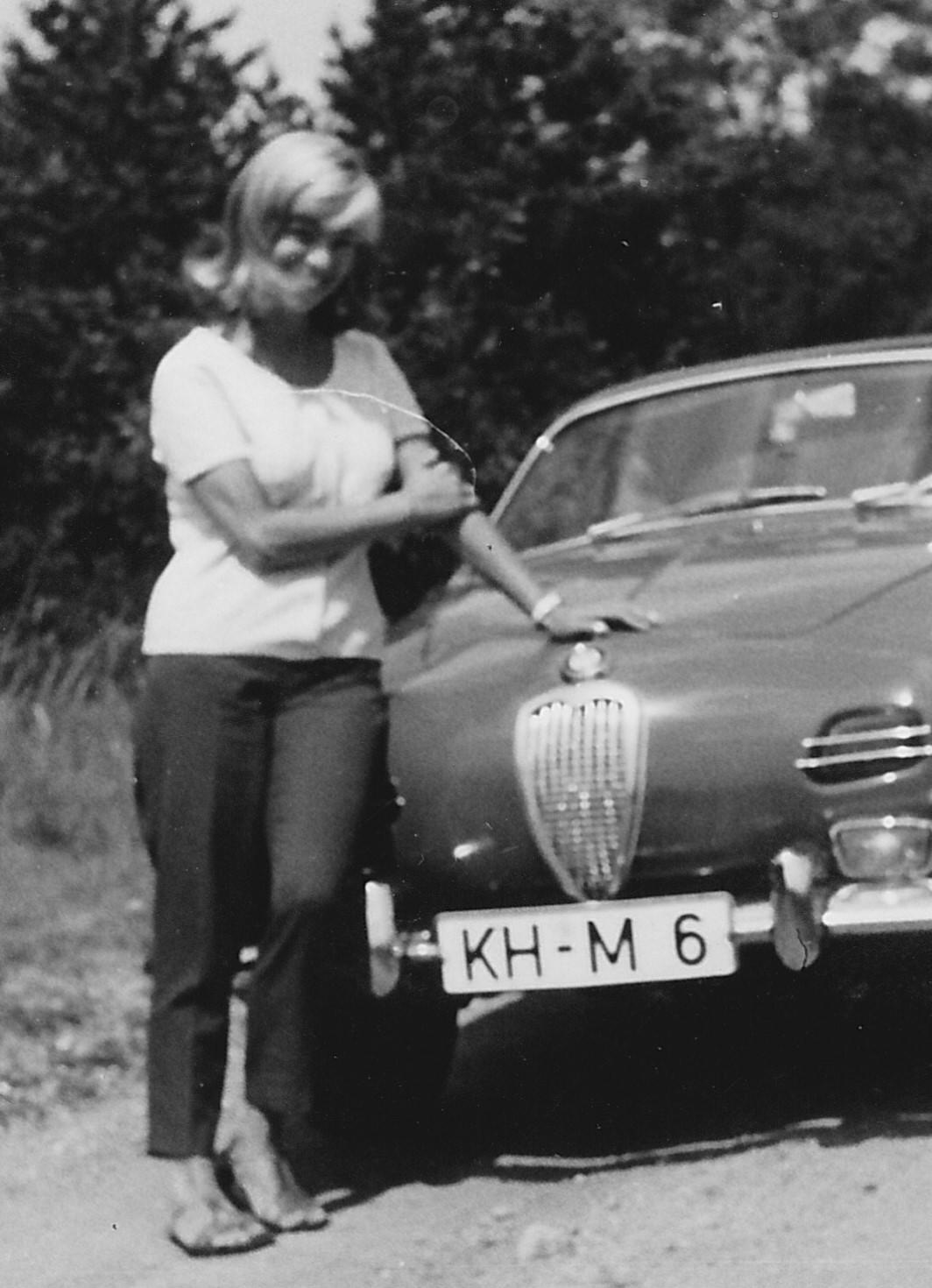 Chris Hauf Karmann 1968